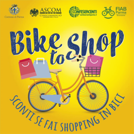 shopping-in-bici-Parma