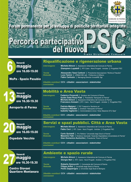 nuovo psc