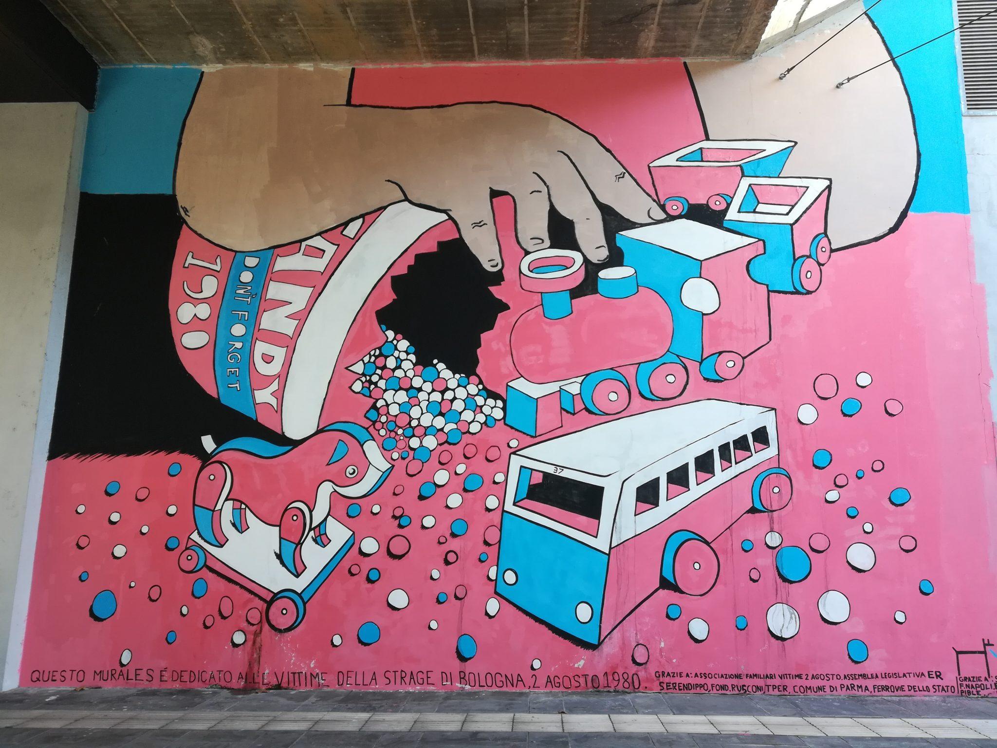 Murales Parma