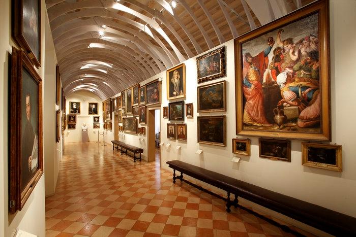 Pinacoteca Stuard_foto Lucio Rossi