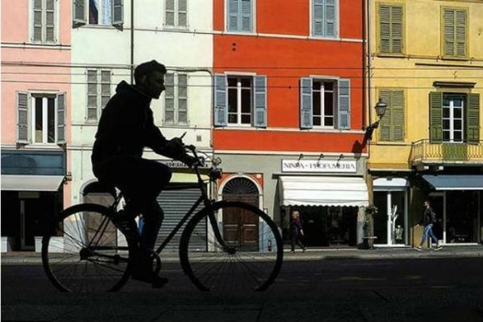 bicicletta via repubblica w