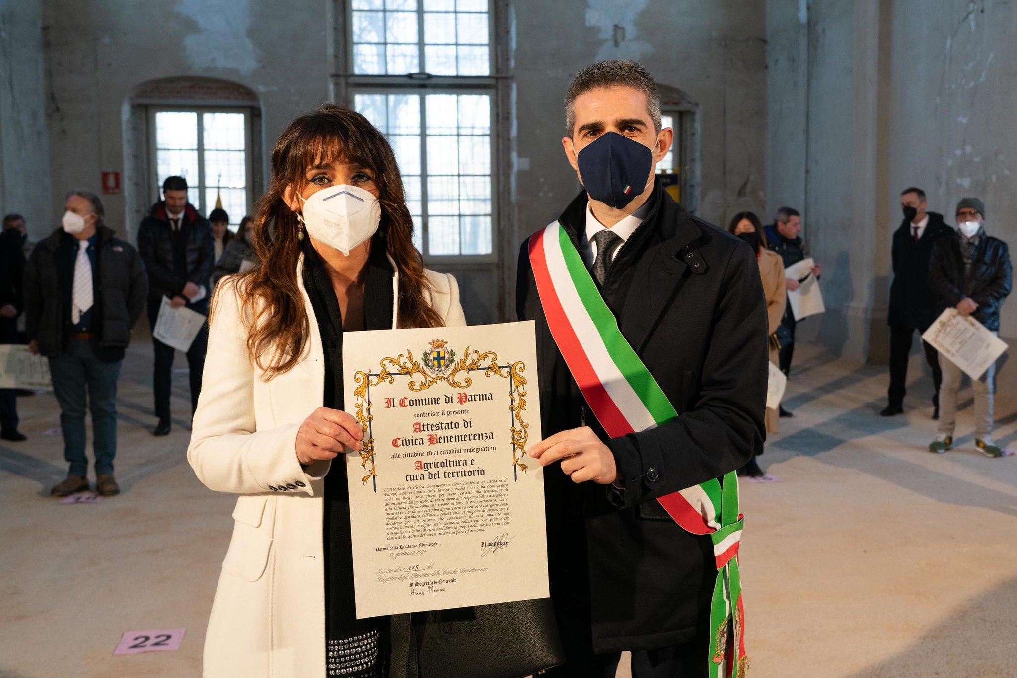 Agricoltura e cura del territorio - Manuela Ponzi